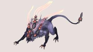 Rating: Safe Score: 31 Tags: animal demon ganesagi original User: FoliFF