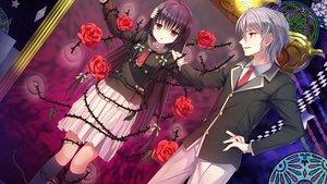 Rating: Safe Score: 33 Tags: bondage game_cg hiraoka_mutsuki kamitsure_~7_no_nijou_fushigi~ magic male mizuki_kotora school_uniform yurigaoka_nanami User: mattiasc02