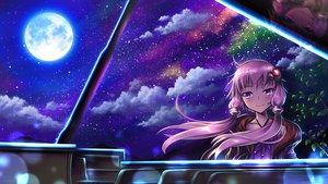 Rating: Safe Score: 0 Tags: clouds instrument leaves microphone moon myungsoolim piano purple_eyes stars twintails vocaloid watermark yuzuki_yukari User: Flandre93