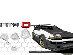 Rating: Safe Score: 26 Tags: car initial_d white User: Oyashiro-sama
