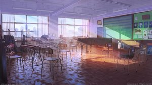 Rating: Safe Score: 274 Tags: arsenixc building city drums instrument love_money_rock'n'roll music nobody piano realistic scenic vvcephei watermark User: RyuZU