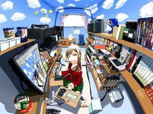 Rating: Safe Score: 111 Tags: chitose_shuusui computer fate_testarossa game_console horo mahou_shoujo_lyrical_nanoha ookami_to_koushinryou rozen_maiden tagme wink User: opai