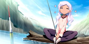 Rating: Safe Score: 35 Tags: akinoko game_cg kaminoyu long_hair mizumoto_anri water User: Wiresetc