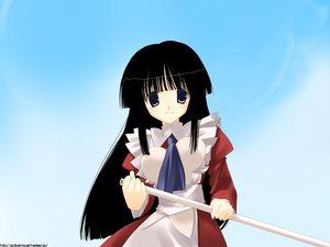 Rating: Safe Score: 5 Tags: maid tagme User: Oyashiro-sama