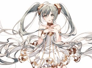 Rating: Safe Score: 22 Tags: dress gocoli hatsune_miku long_hair polychromatic twintails vocaloid User: BattlequeenYume