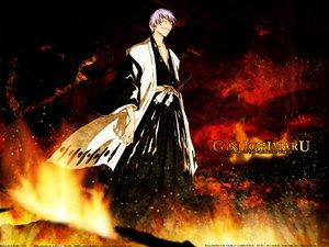 Rating: Safe Score: 5 Tags: all_male bleach fire ichimaru_gin male User: Oyashiro-sama