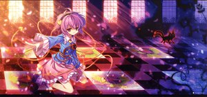 Rating: Safe Score: 35 Tags: capura_lin komeiji_satori touhou User: 秀悟