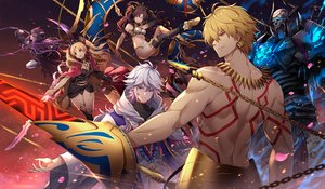 Rating: Safe Score: 68 Tags: blonde_hair braids brown_eyes brown_hair chain ereshkigal_(fate/grand_order) fate/grand_order fate_(series) gilgamesh gray_hair group horns ishtar_(fate/grand_order) jpeg_artifacts king_hassan kiyo_(chaoschyan) loli long_hair male medusa_(lancer)_(fate) merlin_(fate/grand_order) orange_eyes petals pink_eyes purple_eyes purple_hair rider scythe short_hair spear tattoo thighhighs weapon wink User: RyuZU