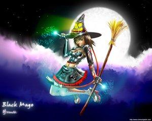 Rating: Safe Score: 6 Tags: final_fantasy final_fantasy_x witch yuna_(ffx) User: Oyashiro-sama