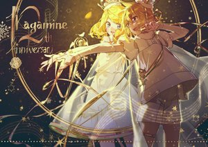 Rating: Safe Score: 29 Tags: kagamine_len kagamine_rin male mikka620 vocaloid User: FormX