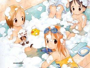 Rating: Safe Score: 10 Tags: ana_coppola animal bath ferret ichigo_mashimaro itou_chika jpeg_artifacts matsuoka_miu sakuragi_matsuri User: Oyashiro-sama