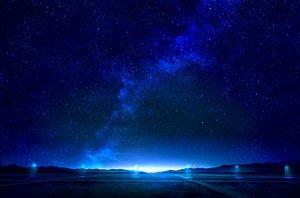 Rating: Safe Score: 79 Tags: mks nobody original scenic sky stars User: RyuZU