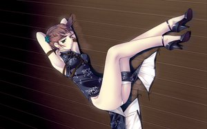 Rating: Safe Score: 233 Tags: bondage chinese_clothes chinese_dress dress murakami_suigun panties rope skirt underwear upskirt User: Oyashiro-sama