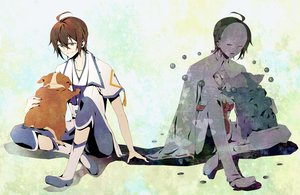 Rating: Safe Score: 40 Tags: aonuma_shun numahito shin_sekai_yori User: mikuna