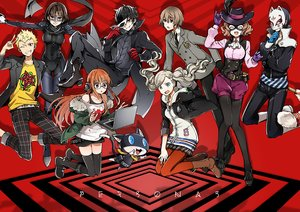 Rating: Safe Score: 16 Tags: akechi_gorou animal black_hair bodysuit boots brown_hair cat computer glasses gloves gray_hair group hat headphones kitagawa_yusuke kurusu_akira long_hair male mask morgana_(persona_5) niijima_makoto okumura_haru orange_hair pantyhose persona persona_5 red sakamoto_ryuuji sakura_futaba scarf short_hair shorts skintight tail takamaki_anne tama_(songe) thighhighs twintails wink User: RyuZU