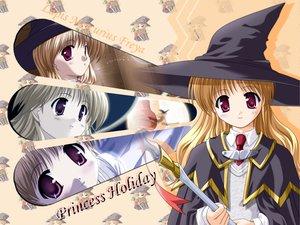 Rating: Safe Score: 6 Tags: lapis_mercurius_freya princess_holiday witch User: 秀悟