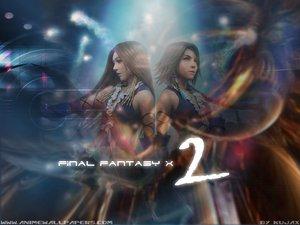 Rating: Safe Score: 7 Tags: final_fantasy final_fantasy_x final_fantasy_x-2 yuna_(ffx) User: Oyashiro-sama