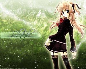 Rating: Safe Score: 59 Tags: blonde_hair garter gray_eyes quiz_magic_academy seifuku shalon stockings yukiwo User: Oyashiro-sama