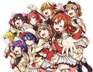 Rating: Safe Score: 29 Tags: ayase_eri black_hair blonde_hair blue_hair brown_hair green_eyes hoshizora_rin hotechige koizumi_hanayo kousaka_honoka long_hair love_live!_school_idol_project minami_kotori nishikino_maki orange_hair ponytail purple_eyes purple_hair red_eyes red_hair short_hair sonoda_umi toujou_nozomi yazawa_nico yellow_eyes User: FormX