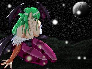 Rating: Safe Score: 20 Tags: darkstalkers morrigan_aensland User: Oyashiro-sama