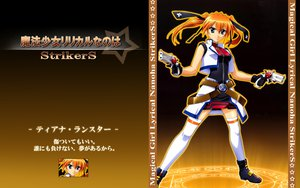 Rating: Safe Score: 26 Tags: mahou_shoujo_lyrical_nanoha mahou_shoujo_lyrical_nanoha_strikers teana_lanster thighhighs User: abdd