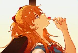 Rating: Safe Score: 37 Tags: blue_eyes candy close jesse_(pixiv34586727) lollipop long_hair neon_genesis_evangelion orange_hair ribbons school_uniform soryu_asuka_langley twintails User: otaku_emmy