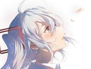 Rating: Safe Score: 56 Tags: blue_eyes blue_hair blush cherry_blossoms close flowers hatsune_miku long_hair taka_(0taka) twintails vocaloid User: otaku_emmy