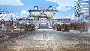 Rating: Safe Score: 31 Tags: axanael building game_cg nitroplus nobody scenic User: Wiresetc