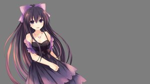Rating: Safe Score: 97 Tags: breasts cleavage date_a_live dress transparent tsunako yatogami_tohka User: Dummy