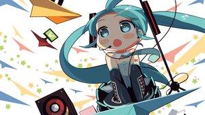 Rating: Safe Score: 66 Tags: chibi hatsune_miku microphone neko_sakana stars vocaloid User: MissBMoon