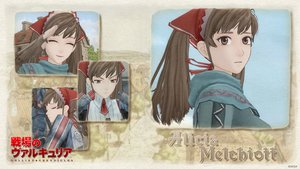 Rating: Safe Score: 12 Tags: alicia_melchiott valkyria_chronicles User: anaraquelk2