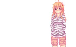 Rating: Safe Score: 105 Tags: blonde_hair brown_eyes fast-runner-2024 hoodie long_hair original shorts tiffy white User: RyuZU