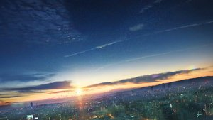 Rating: Safe Score: 183 Tags: animal bird building city clouds niko_p nobody original scenic signed sky User: Flandre93