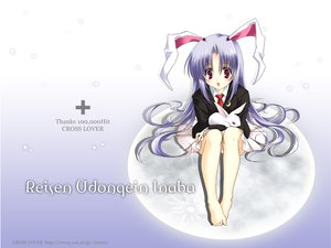 Rating: Safe Score: 16 Tags: animal bunnygirl rabbit reisen_udongein_inaba touhou User: Oyashiro-sama