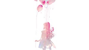 Rating: Safe Score: 54 Tags: dress long_hair megurine_luka pink_hair polychromatic rella scan third-party_edit vocaloid white User: mattiasc02