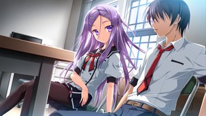 Rating: Safe Score: 56 Tags: amou_mikage game_cg kikurage purple_software shiawase_kazokubu User: Maboroshi