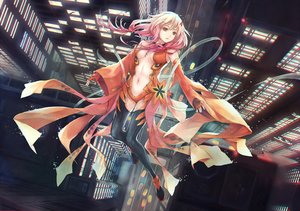 Rating: Safe Score: 214 Tags: breasts building city cleavage guilty_crown long_hair nyanfood pink_hair red_eyes thighhighs yuzuriha_inori User: Flandre93