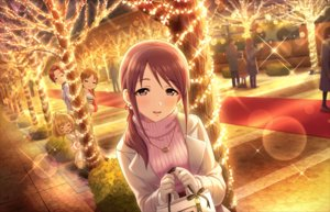 Rating: Safe Score: 38 Tags: annin_doufu blonde_hair brown_eyes brown_hair building cat_smile city group idolmaster idolmaster_cinderella_girls idolmaster_cinderella_girls_starlight_stage katagiri_sanae kawashima_mizuki long_hair mifune_miyu necklace night ponytail satou_shin short_hair tree twintails User: otaku_emmy