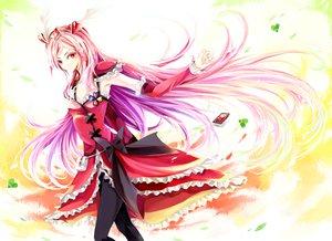 Rating: Safe Score: 61 Tags: dress futari_wa_precure higashi_setsuna long_hair nako_(nonrain) pink_hair precure purple_hair red_eyes ribbons User: Tensa