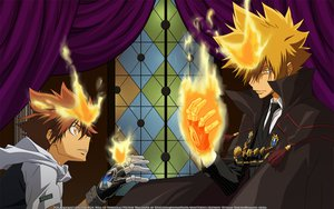 Rating: Safe Score: 36 Tags: giotto katekyou_hitman_reborn sawada_tsunayoshi User: Tensa