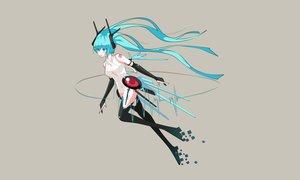 Rating: Safe Score: 39 Tags: hatsune_miku long_hair miku_append vocaloid User: raptorscyte