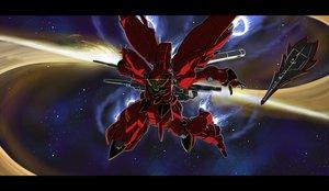 Rating: Safe Score: 77 Tags: gomi_kushige mecha mobile_suit_gundam mobile_suit_gundam_unicorn space weapon User: WingsofLight