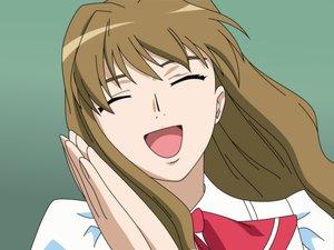 Rating: Safe Score: 4 Tags: brown_hair close fujino_shizuru long_hair mai-hime User: Oyashiro-sama