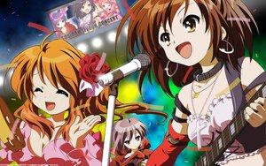 Rating: Safe Score: 30 Tags: asahina_mikuru guitar ikeda_shouko instrument microphone nagato_yuki suzumiya_haruhi suzumiya_haruhi_no_yuutsu vector User: Oyashiro-sama