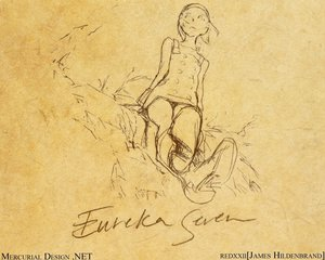 Rating: Safe Score: 9 Tags: eureka eureka_seven sketch User: Oyashiro-sama