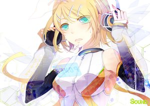 Rating: Safe Score: 44 Tags: kagamine_rin rin_append vocaloid User: HawthorneKitty