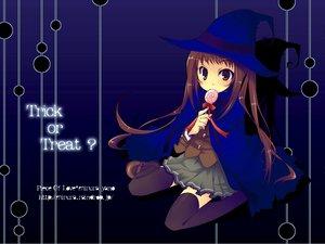 Rating: Safe Score: 6 Tags: cape hat school_uniform User: Oyashiro-sama