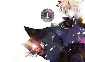 Rating: Safe Score: 57 Tags: giotto katekyou_hitman_reborn User: HawthorneKitty