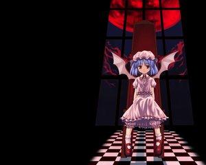 Rating: Safe Score: 13 Tags: black remilia_scarlet touhou vampire User: Oyashiro-sama