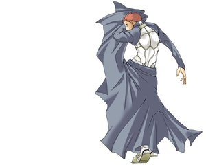 Rating: Safe Score: 3 Tags: all_male archer emiya_shirou fate_(series) fate/stay_night male User: Phy